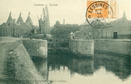 Lessines - Ecluse - Dendre - Péniche - 1914 - De Graeve 22769 - Lessines