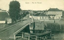 Gavere - Rue De L'Escaut - Schelde Brug - 1912 -  De Graeve 17416 - Gavere