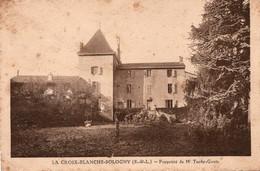 La Croix Blanche Sologny Propriété De M Tardy Gonin - Other Municipalities