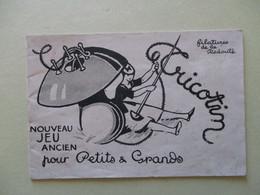 ANCIEN LIVRET TRICOTIN PAR LA REDOUTE - Publicidad