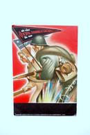 Cartolina Originale II° Battaglione Squadristi Emiliano Timbro P.M.10 1942 Rara - Andere