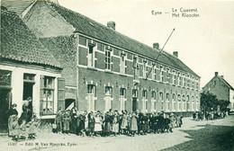 Eyne - Eine - Het Klooster - Animatie - 1909 - De Graeve 15307 - Oudenaarde