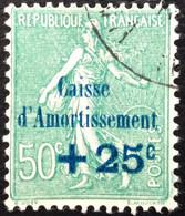 N° 247  OBLITÉRÉ ( LOT:580 ) - Sinking Fund