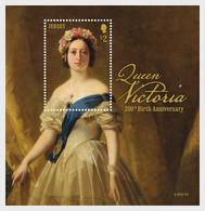 Jersey 2019 MS - Queen Victoria 200th Birth Anniversary - Jersey