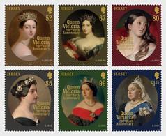Jersey 2019 S - Queen Victoria 200th Birth Anniversary - Jersey
