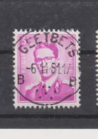COB 1067 Centraal Gestempeld Oblitération Centrale GEETBETS - 1953-1972 Anteojos