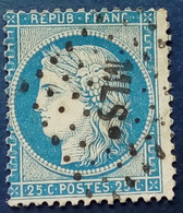 60 - 58 -  Losange Des Ambulants MLSE - 1871-1875 Cérès