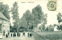Zingem - Syngem - Boterhoek  - Animatie - 1908 - De Graeve 13200 - Zingem