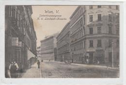 Wien V. ,  Siebenbrunnengasse , K.u.K.Armee , Kaserne - Other