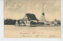 ASIE - THAÏLANDE - SIAM - BANGKOK - Phrah Chadee Paknam - Thaïland
