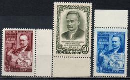 RUSSIE 1956 ** - Unused Stamps