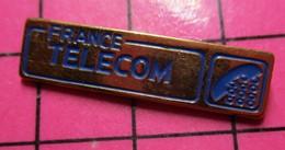 SP17 Pin's Pins / Beau Et Rare / THEME : FRANCE TELECOM / LOGO DES ANNEES 90 - Telecom Francesi
