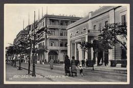 114520/ PORT-SAID, Post Office And Hotel *de La Poste* - Port-Saïd