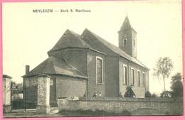C.P. Meilegem =  Kerk  S. Martinus - Zwalm