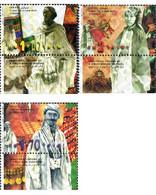 Ref. 328583 * MNH * - ISRAEL. 1997. TRADITIONAL COSTUMES . COSTUMBRES TRADICIONALES - Altri