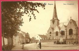 C.P. Meise =  Place  D'  HOOGHVORST - Meise