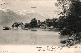 Iseltwald - Rothorn - BE Berne