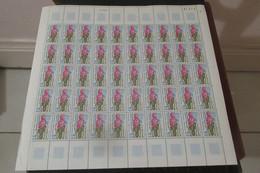 FRANCE  1970  Feuille Complète  De 50   Exemplaires   Cat Yt N° 1636    N **   MNH - Fogli Completi