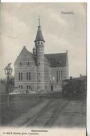 Malle Gemeentehuis Met Stoom Tram Hoelen 1615 - Malle