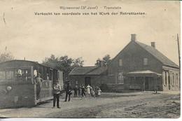Rijkevorsel St. Jozef Tramstatie Stoomtram - Rijkevorsel