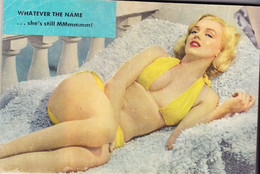 VUE Nº 5 JANUARY 1955 (USA)  WITH PHOTOS OF MARILYN MONROE FROM 1955. VERY RARE - 1950-Hoy