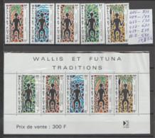 WALLIS  Y  FOTUNA   1991   **   MNH   YVERT   LOS  NUMEROS  ESTAN  EN LA  FOTO  VALOR  18.25 € - Unused Stamps