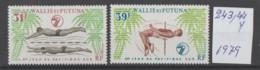 WALLIS  Y  FOTUNA   1979   **   MNH   YVERT   243/44 - Unused Stamps