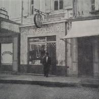 TARASCON Le Salon De Coiffure Bonhoure 1941 - Non Classificati