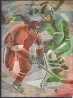 Ice Hockey - POSTCARD - Hockey (Ijs)