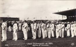 Jeux Olympiques De 1924 -  Equipe De Pologne /  Poland Team - Juegos Olímpicos