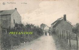 FOY-MARTEAU - Le Village - Carte Circulé En 1914 - Onhaye