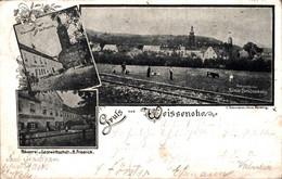 79846- Gruß Aus Weissenohe Weißenohe Mit Bäckerei Friedrich Bei Gräfenberg Igensdorf Landkreis Forchheim - Forchheim