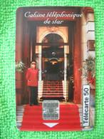 7115 Télécarte Collection CABINE Téléphone De Star  FDJ  Millionnaire 50u  ( Recto Verso)  Carte Téléphonique - Telefoni