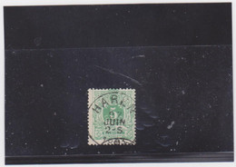 Belgie Nr 45 Haren - 1869-1888 Lying Lion