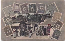 ROMANIA - ROUMANIE - Ada Kaleh - 1908 - Bazarpartie - Rumania