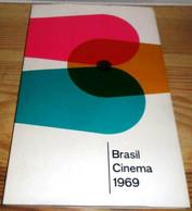 INSTITUTO NACIONAL DO CINEMA - CATALOGO DE FILMES BRASILEIROS - BRASIL CINEMA 1969 - Cinema E Musica