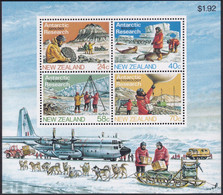New Zealand 1984 Antarctic Research Sc 794a Mint Never Hinged - Ungebraucht