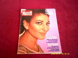 PARIS MATCH  N°  1479   //    30 JUILLET 1977  COUVERTURE  CALLAS - Musique