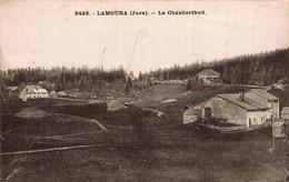 39 LAMOURA    CPA    RARE    Le Chanberthod - Sonstige Gemeinden