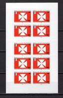 WALLIS ET FUTUNA  CARNET N° 657     NEUF SANS CHARNIERE COTE 17.00€     DRAPEAU - Unused Stamps