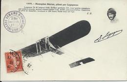 Aviation > Gaget Monoplan Morane - Aviadores