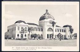 AF831  LORENCO MARQUES - ESTACAO CENTRAL DOS CAMINHOS DE FERRO ( RAILWAY STATION ) - Mozambique
