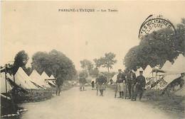72 PARIGNE L'EVEQUE -  LES TENTES - Other Municipalities