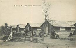 72 PARIGNE L'EVEQUE - LES BARAQUEMENTS - Other Municipalities