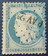 60 - 59 -  Losange Des Ambulants PAV 2° - 1871-1875 Ceres