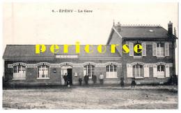 80  Epéhy  La Gare - Sonstige Gemeinden