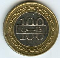 Bahreïn Bahrain 100 Fils 1422 2001 KM 20 - Bahrain