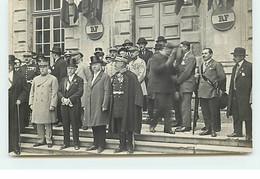 Carte-Photo - Maréchal Pétain Et Maréchal Foch à TROYES 1919 - Troyes