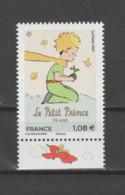FRANCE / 2021 / Y&T N° 5483 ** : 75 Ans Du Petit Prince De Saint-Exupéry X 1 BdF Bas - Unused Stamps