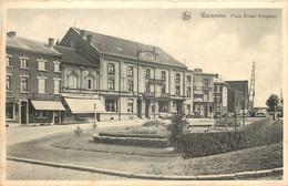 Belgique - Waremme - Place Ernest Rongvaux - Waremme